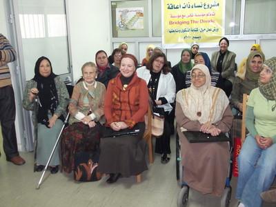 التمكين القانوني للنساء ذوات الاحتياجات الخاصة في فلسطين