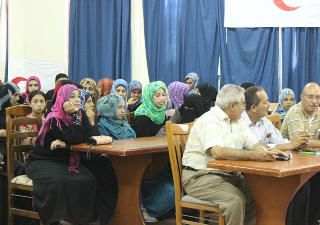 """الاتحاد يعقد مؤتمرا بعنوان """"تجربة النساء في المجالس البلدية"""""""