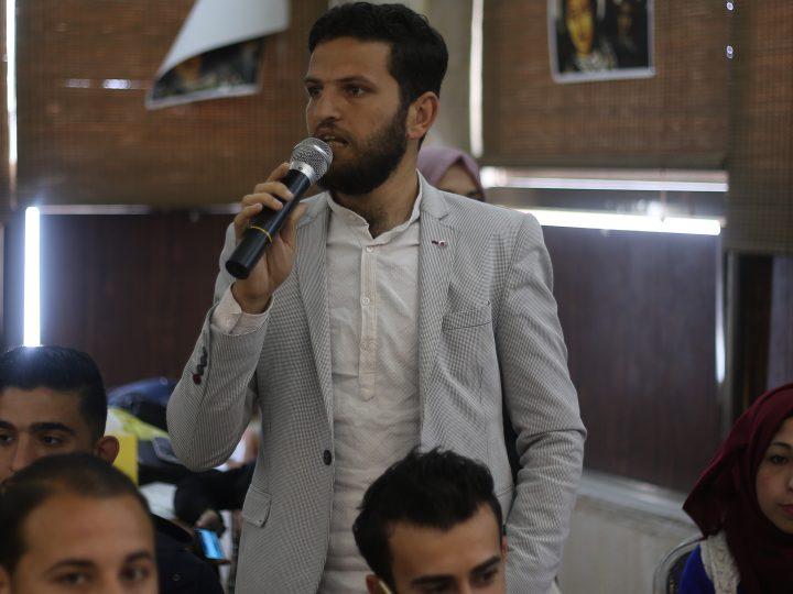 أحمد السلطان .. تحديات ونجاح