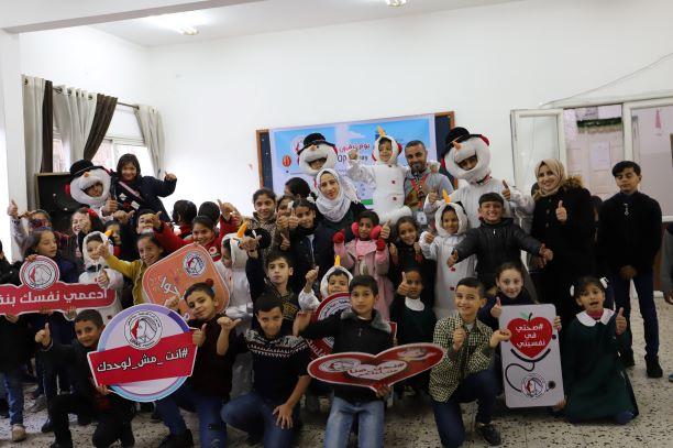 اتحاد لجان المرأة الفلسطينية ينفذ يوما ترفيهيا للأطفال في غزة