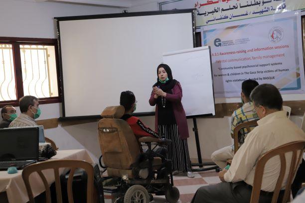 اتحاد لجان المرأة الفلسطينية يستكمل سلسلة ورش العمل التثقيفية في محافظة الشمال