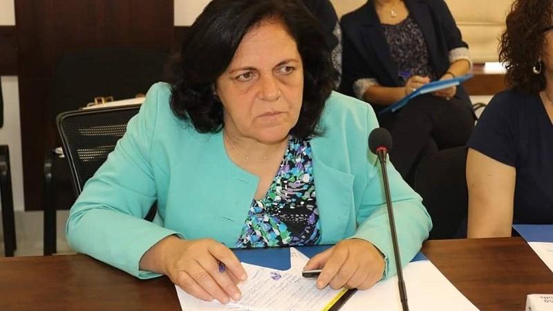 بيان إدانة واستنكار للاعتقال التعسفي لرئيسة اتحاد لجان المرأة الفلسطينية ختام سعافين