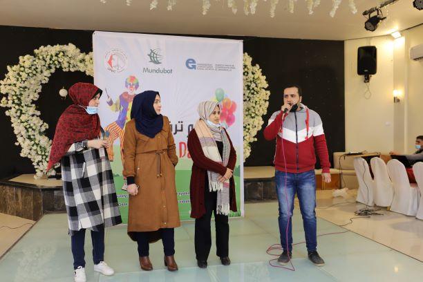 اتحاد لجان المرأة الفلسطينية تنفذ يوما ترفيهيا للسيدات في مدينة غزة.