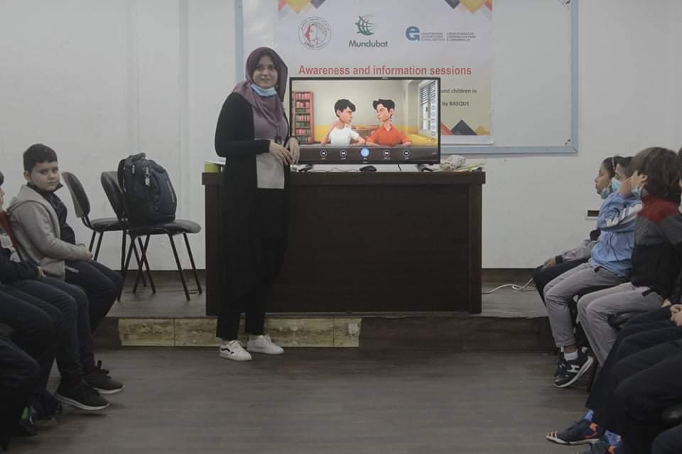 اتحاد لجان المرأة الفلسطينية يطلق سلسلة من ورش العمل التوعوية حول التنمر